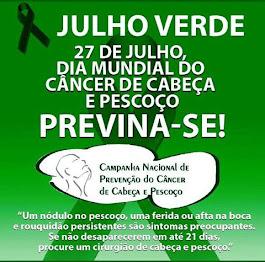 JULHO VERDE!!