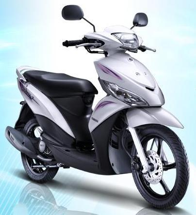 Yamaha Mio J Maret Tembus 70000 Unit!