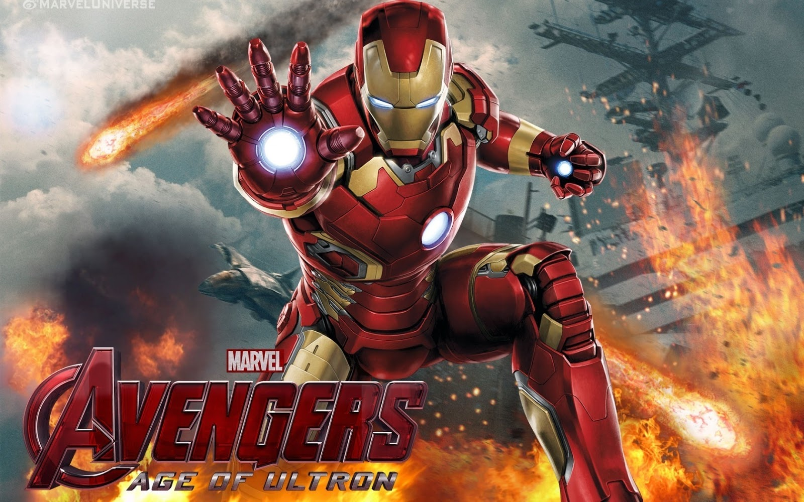 Iron Man The Avengers Movie HD Wallpapers