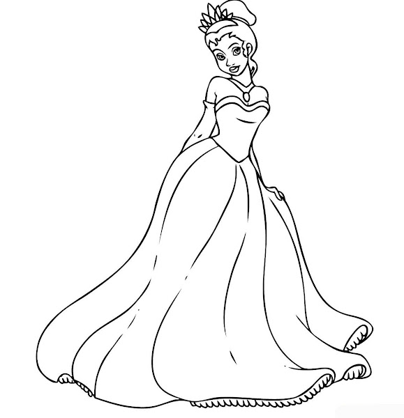 Disney Christmas Coloring Pages Cartoons