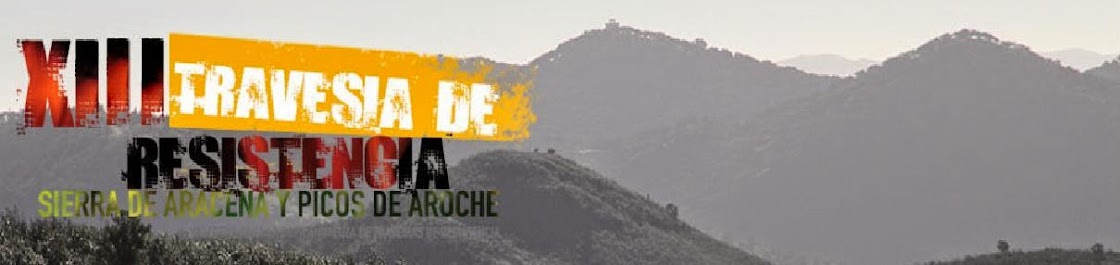 Travesia Resistencia Sierra de Aracena y Picos de Aroche