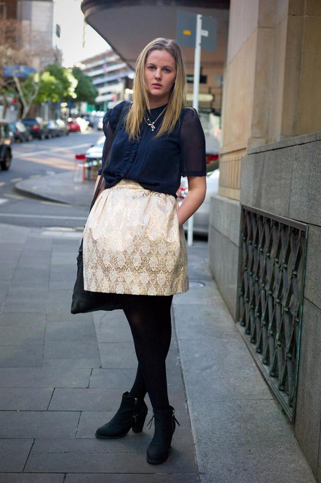 NZ street style, street style, street photography, New Zealand fashion, auckland street style, Karen Walker Seam Monsters, hot kiwi girls, kiwi fashion