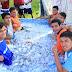 Innovando: Ciclón practicó con una sesión de hidroterapia