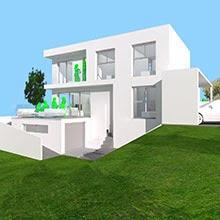 vivienda unifamiliar aislada torrox malaga antonio jurado arquitecto