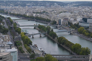 Die Seine in Paris