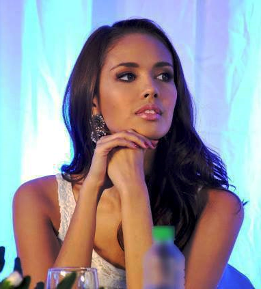 Bedimpled & Bodacious Boholano Blogger : Here's Why Megan Young Is ...