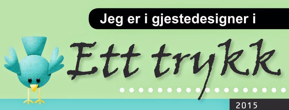 Ett trykk - Norsk stempelblad