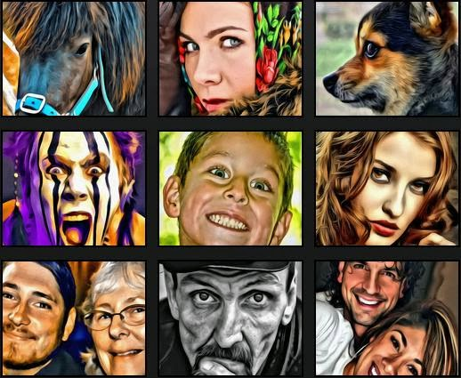 Portrait Painter V.1.2 Jixipix