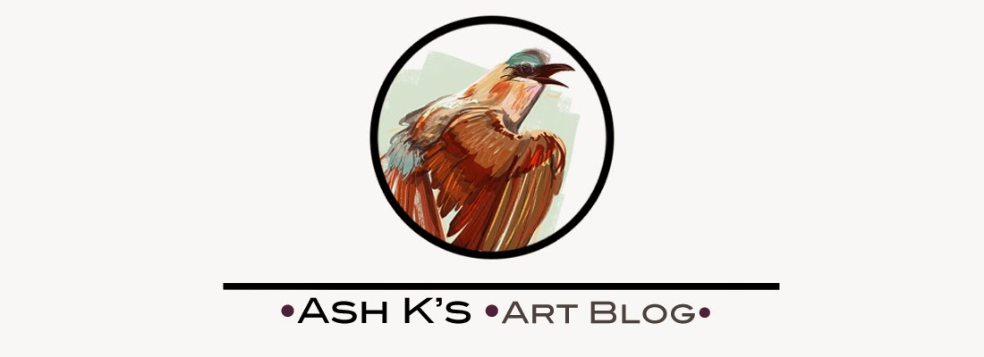Ashley K's Sketch Blog