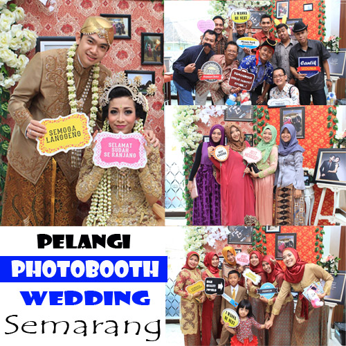 HP. 0856-4020-3369 jasa Photobooth Semarang | Event Photobooth Sasa & Krisna