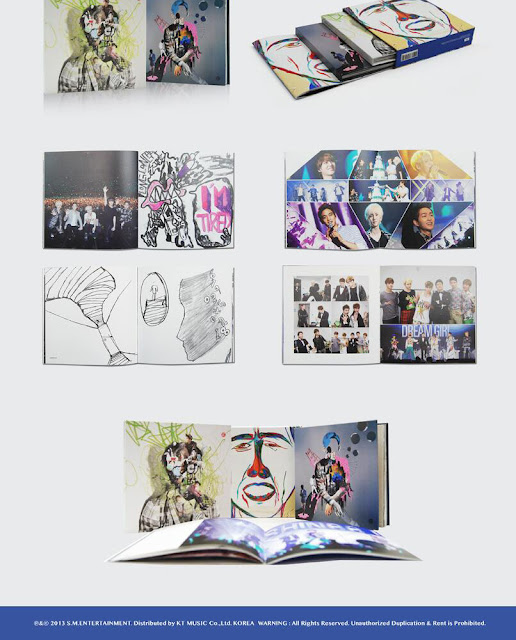 shinee the misconceptions of us packaging