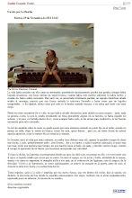 """Mi cuento """"VIERNES"""", publicado por el periódico LABRECHA-MÉXICO."""