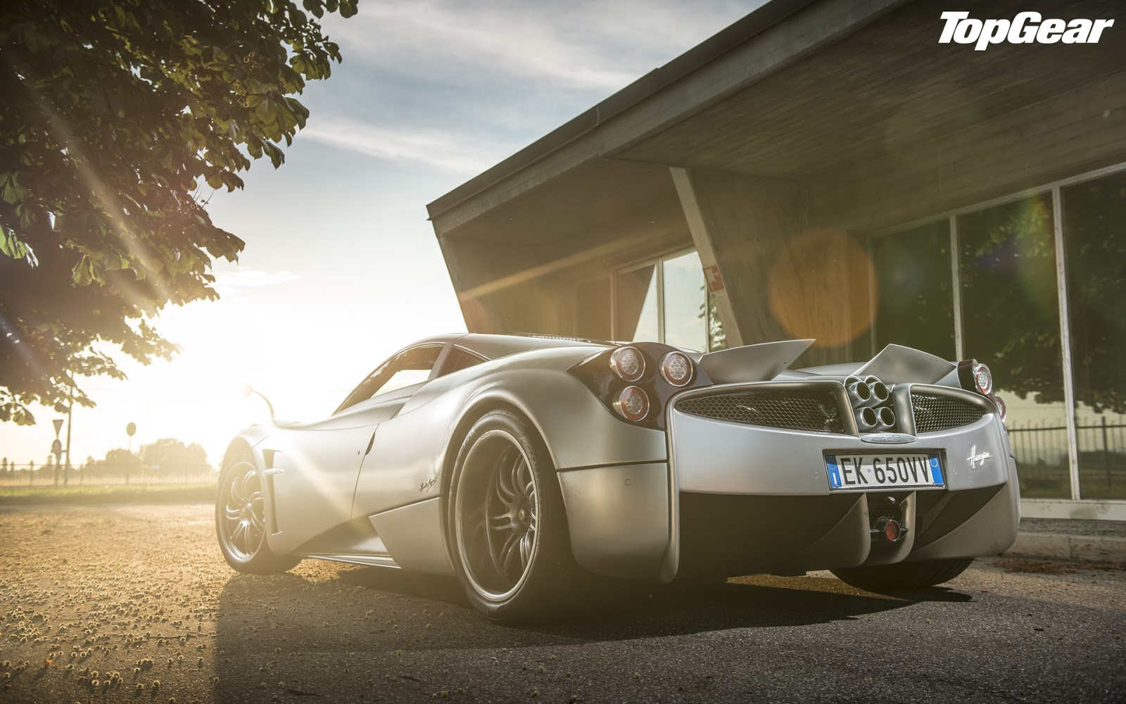 Prototype 0: Top Gear Pagani Huayra complete episode