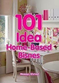 Ebook 101 Idea Bisnes dari Rumah
