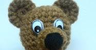 Amigurumi Bigfoot Bear : 2000 Free Amigurumi Patterns: Crochet Little Bigfoot Bear