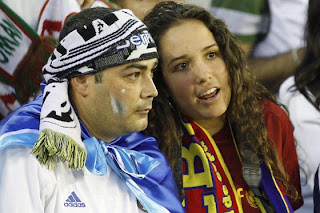 Barcelona y Real Madrid son los lideres de Facebook y Twitter