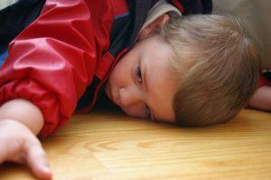 Photo of Pouting Child