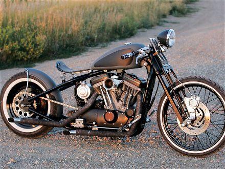 Harley-Davidson Sportster Bobber