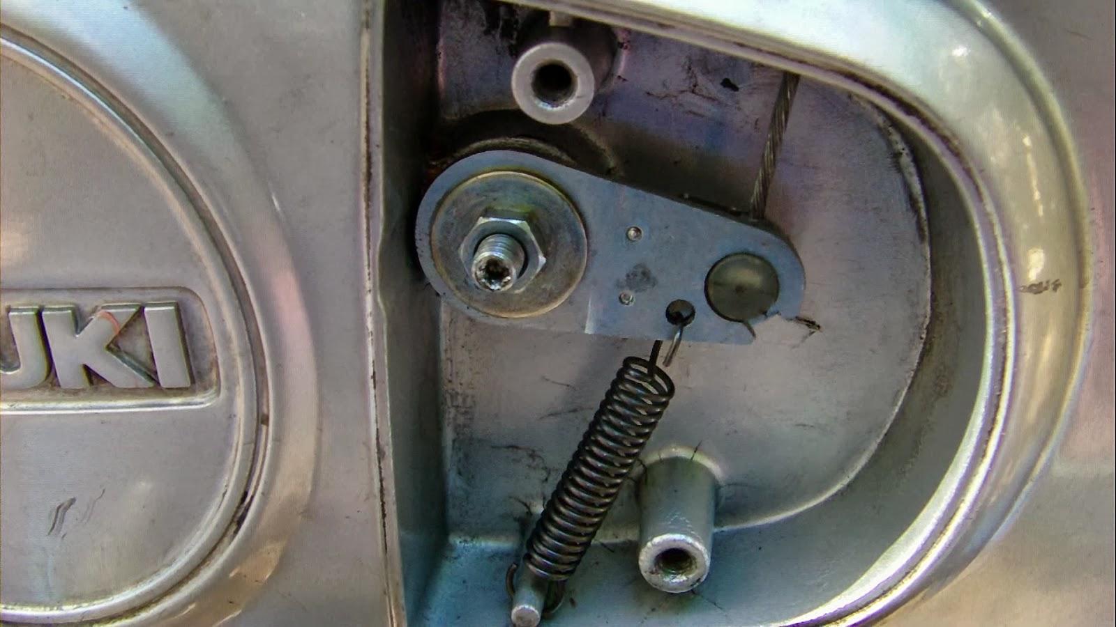 Suzuki ax100 pasi n por 2t mantenimiento general como - Cambiar instalacion electrica sin rozas ...
