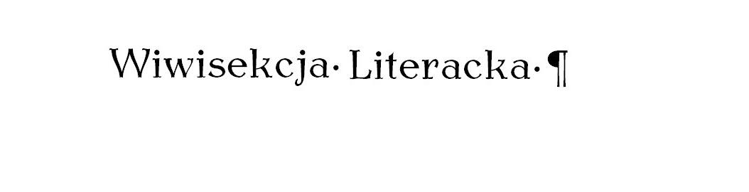 Wiwisekcja Literacka
