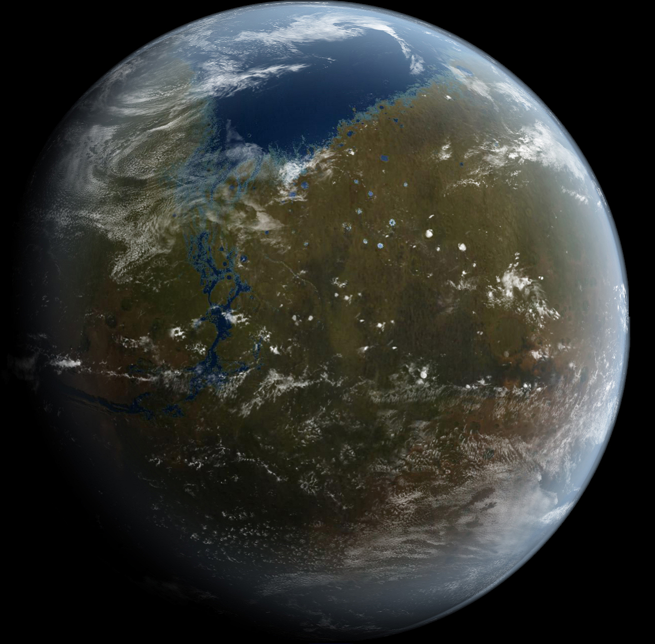 terraform mars planet - photo #8