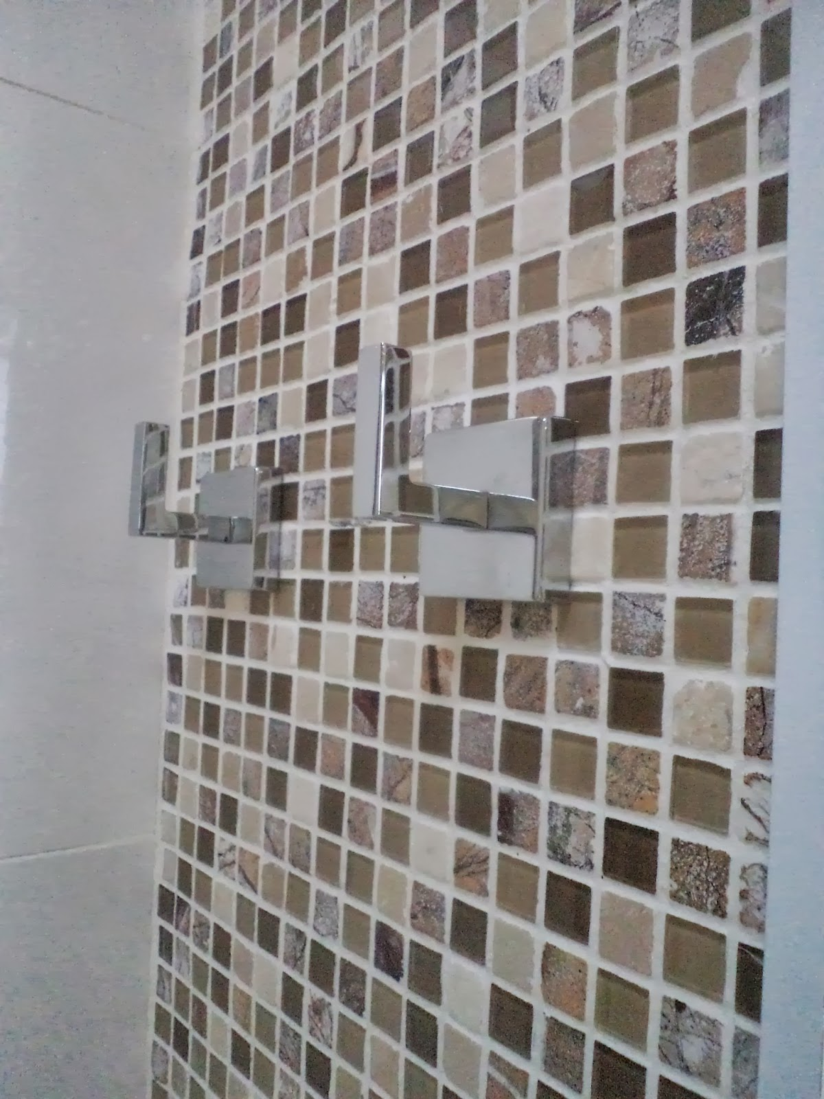 Banheiro Casal #685D4F 1200x1600 Banheiro Casal Duas Cubas