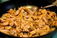 ** Almond Ginger Chicken Recipe **