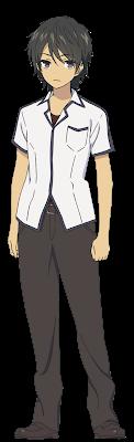 character 05 Nagi no Asukara ข้อมูลภาคอนิเมะ (Fall 2013)