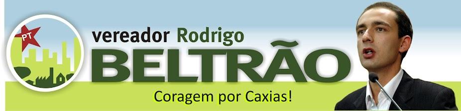 Vereador Rodrigo Beltrão