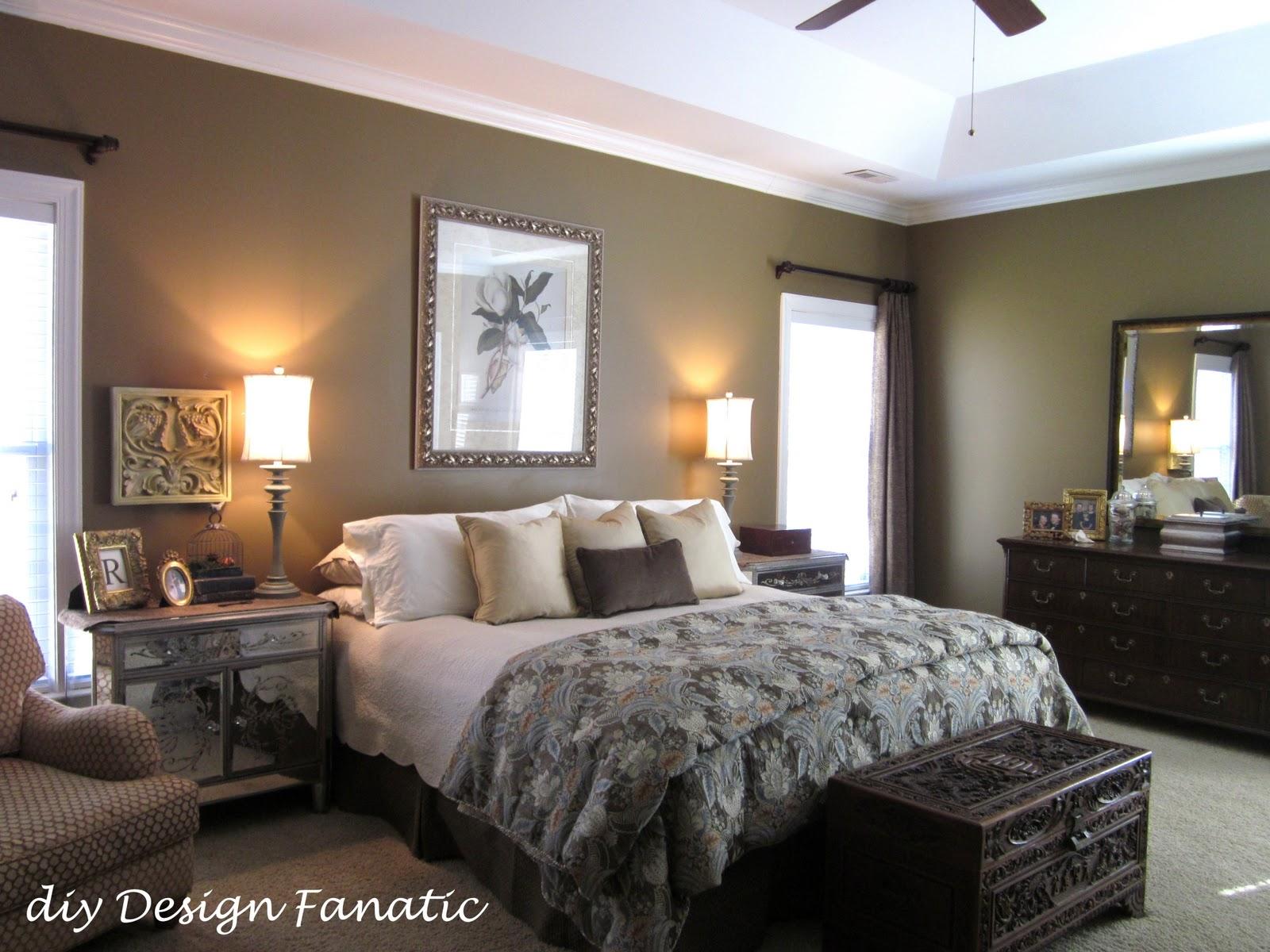 diy design fanatic master bedroom