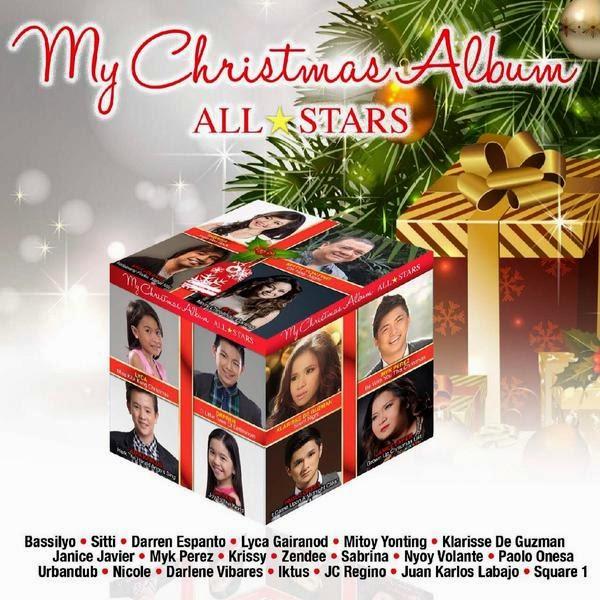 Download [Mp3]-[Hot New Full Album] ใหม่ รวมศิลปิน กับเพลงต้อนรับเทศกาลคริสต์มาสและปีใหม่ 2015 My Christmas Album All Stars (2014) CBR@320Kbps [Solidfiles] 4shared By Pleng-mun.com