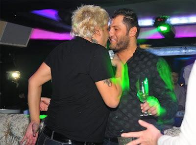 На дамския празник 8 март Боби завел сексапилната Асдис на романтична вечеря