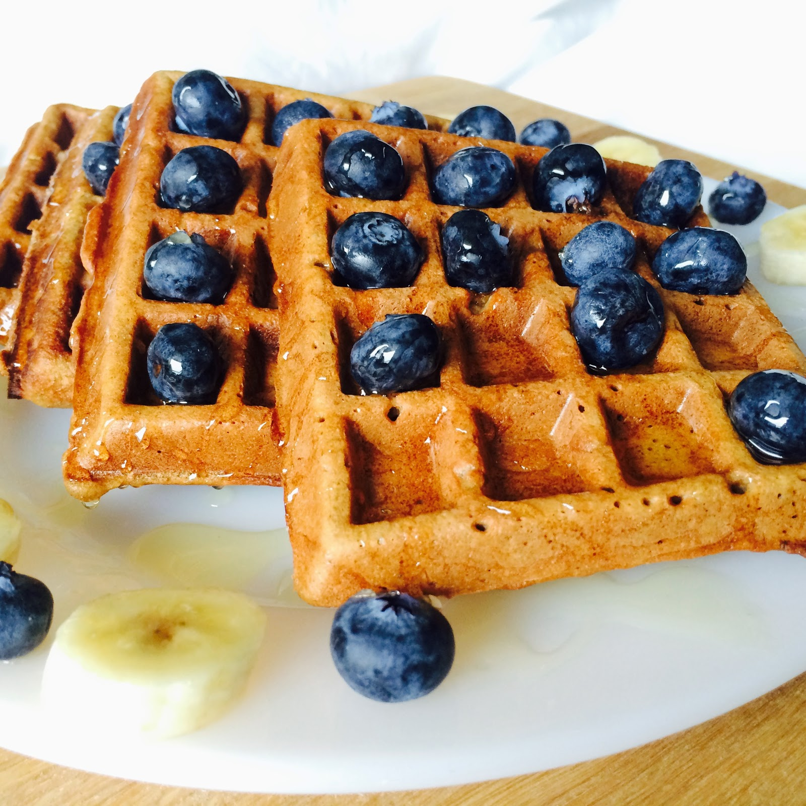 Homemade Healthy Waffles Recipe
