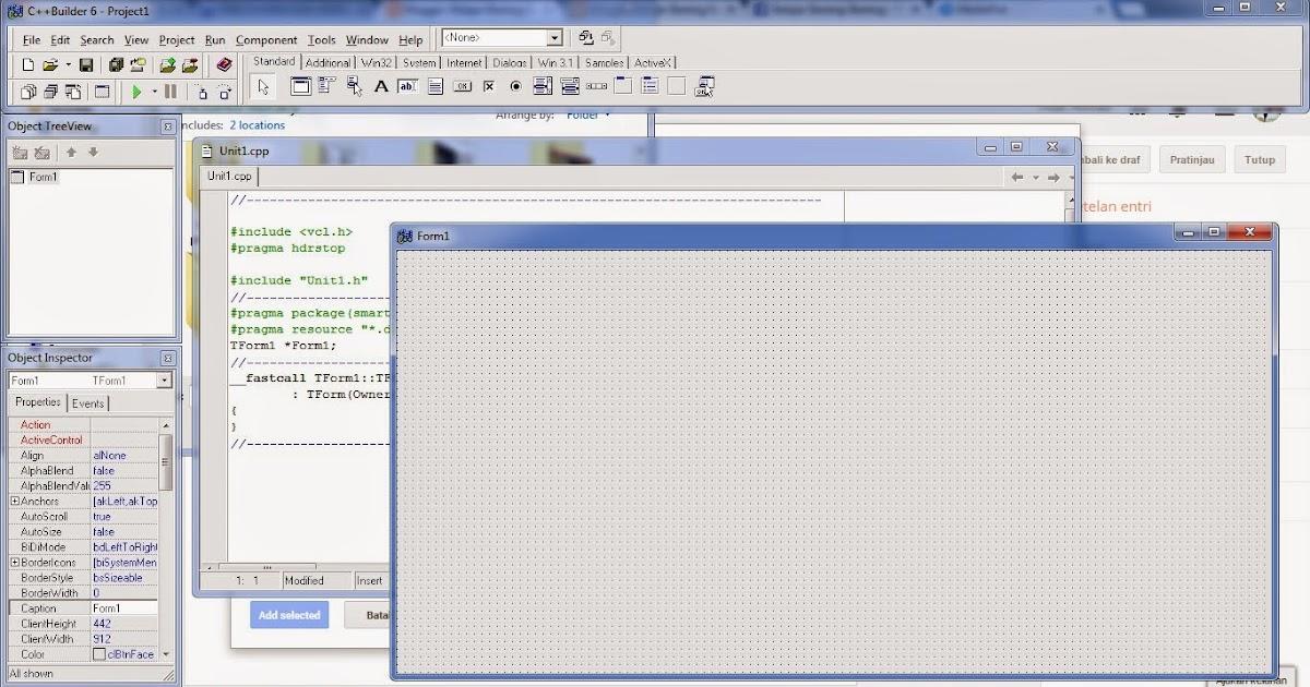 Free Download Borland C Builder 6 0 Full Version Belajar Bareng Bareng
