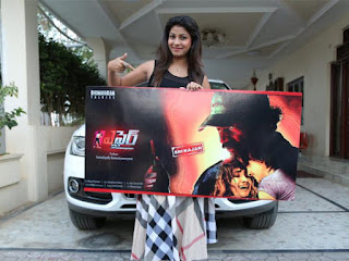 Affair Telugu Movie First Look Launch Photos