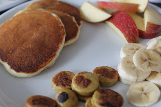 traditional american pancakes
