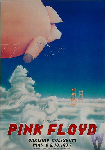 Soundaboard: Pink Floyd - Oakland 1977