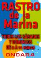 RASTRO DE LA MARINA