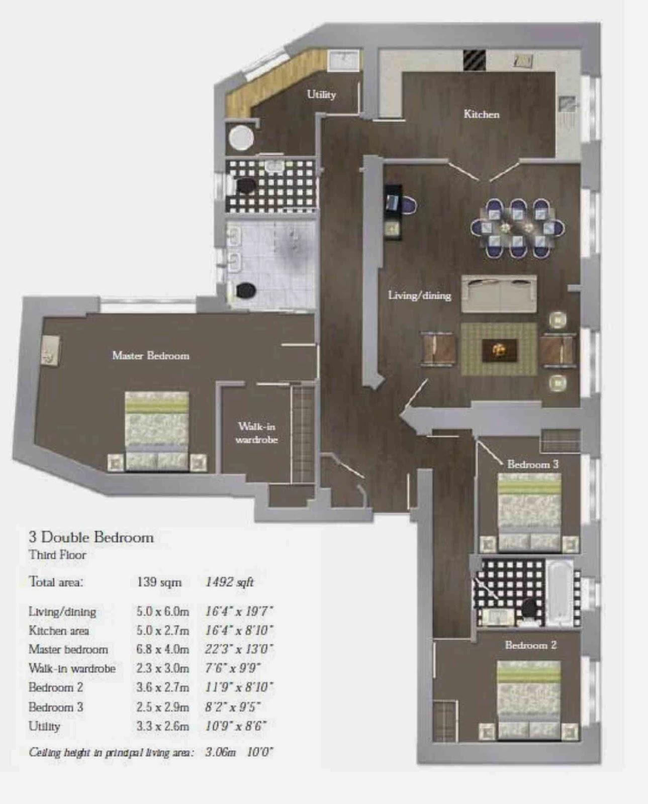 西敏市宮殿花園樓盤圖