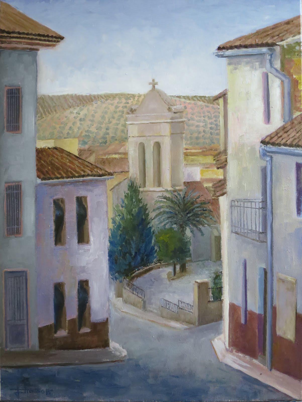Desde la calle Cuestas, Fuerte del Rey (12P)