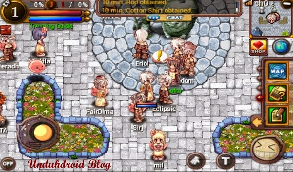 Ragnarok Online : Valkyrie Uprising For Android