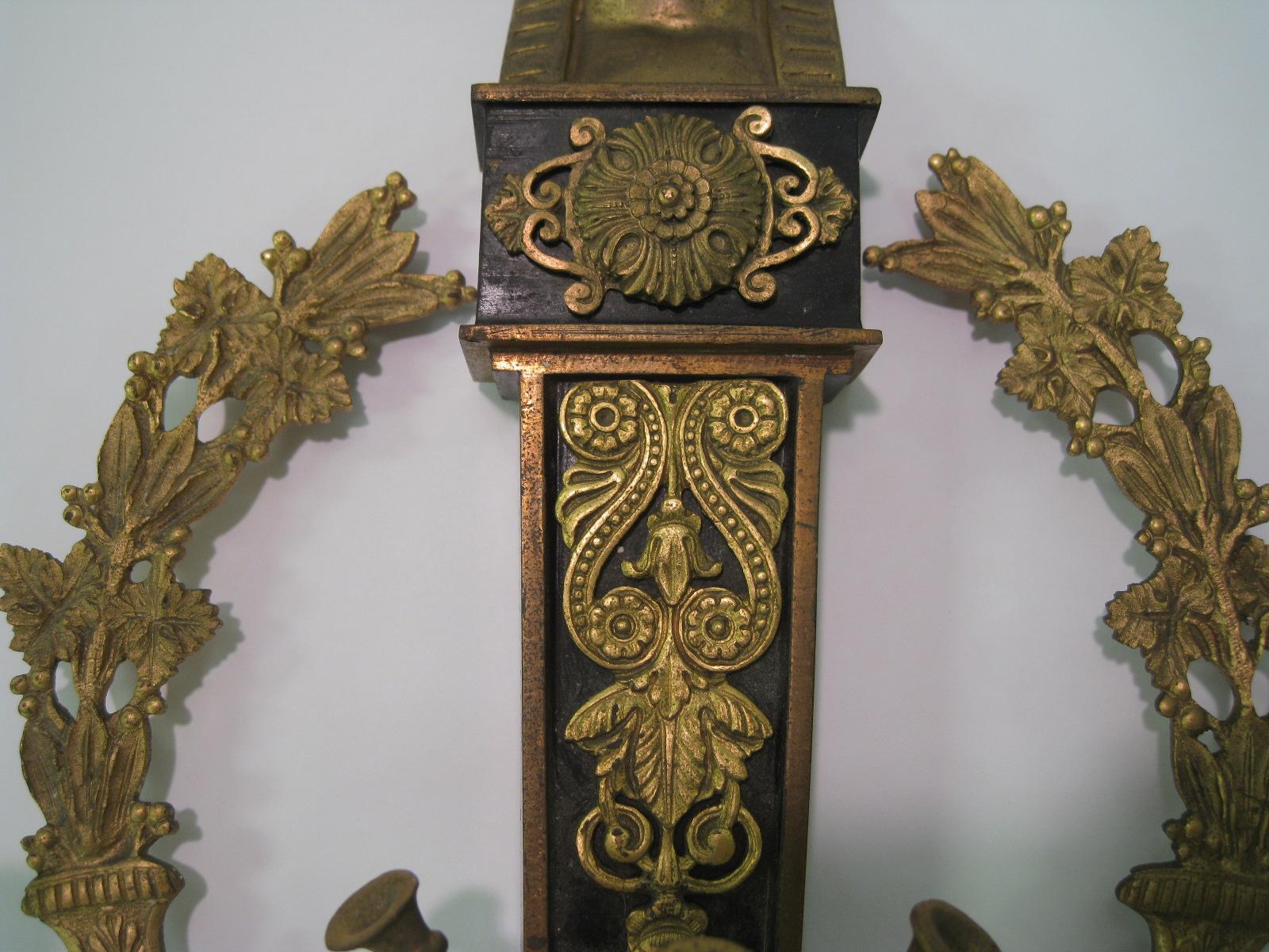 Antiques art and collectibles antique lamps antique egyptian antique lamps antique egyptian wall sconces c amipublicfo Image collections