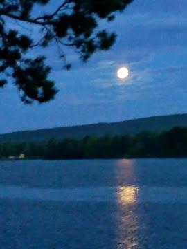 Månen säger God Natt!