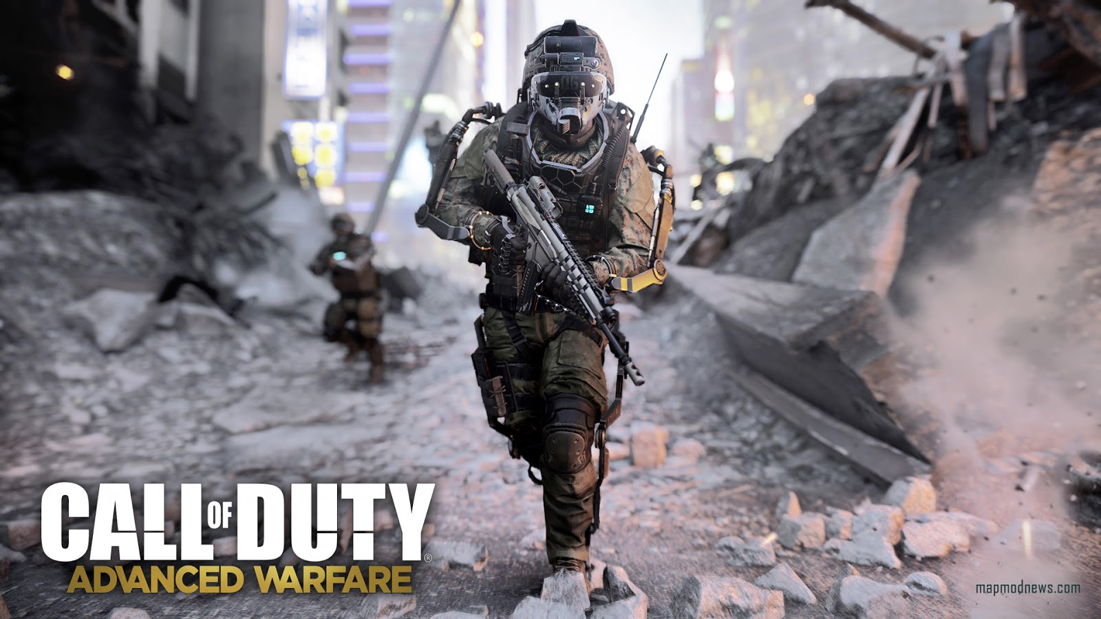 call of duty advanced warfare game story and highlight