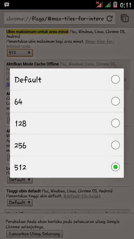 Cara Agar Chrome di Android Jadi Lebih Ringan
