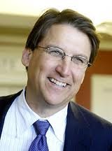 Former Charlotte Mayor Pat McCrory today applauded what he called the city ...