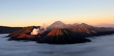 vulcano Tengger