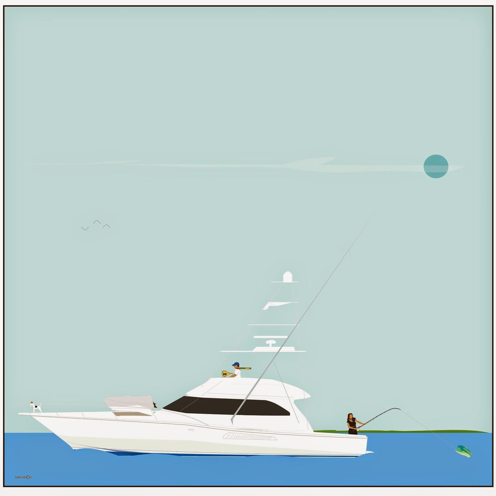 Dready, Dready Art and Everything Dready laura%2Bfishing