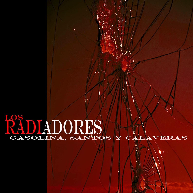 Gasolina, santos y calaveras, nuevo disco de Los Radiadores, disponible en enero.