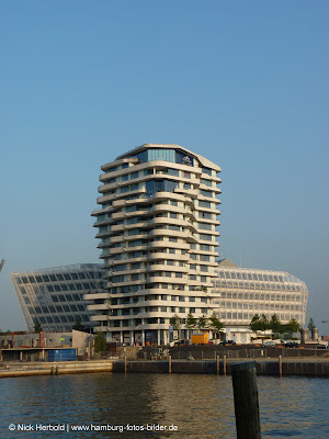 Marco Polo Tower Hamburg, Unilever Center, Hafencity